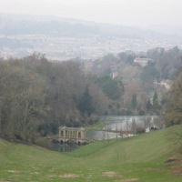 Is the City of Bath just a folly? From the view at Prior Park it is