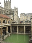 Experiencing Bathing in the Hot Baths in Eighteenth Century Bath