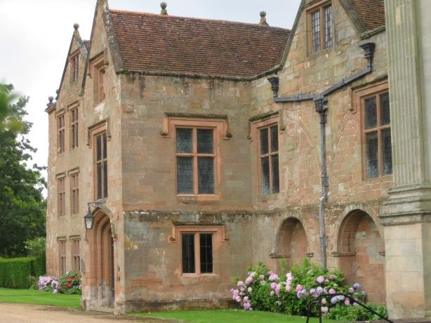 Jacobean Entrance to Stoneleigh Abbey