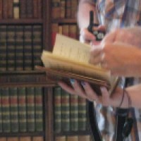 Stoneleigh Abbey library holds a copy of Fordyce's Sermons of Jane Austen's Pride and Prejudice Fame
