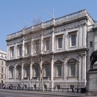 The Whitehall Palace Banqueting House