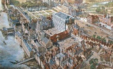 White hall Palace